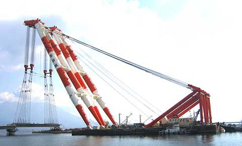 Project / Heavy Lift / Oversize Cargo